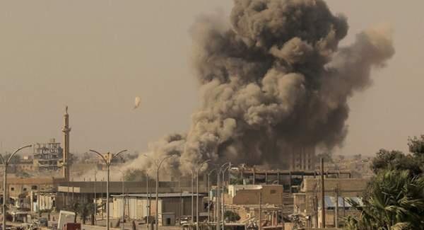 Căn cứ quân sự Syria bị nã tên lửa, 40 người nghi thiệt mạng